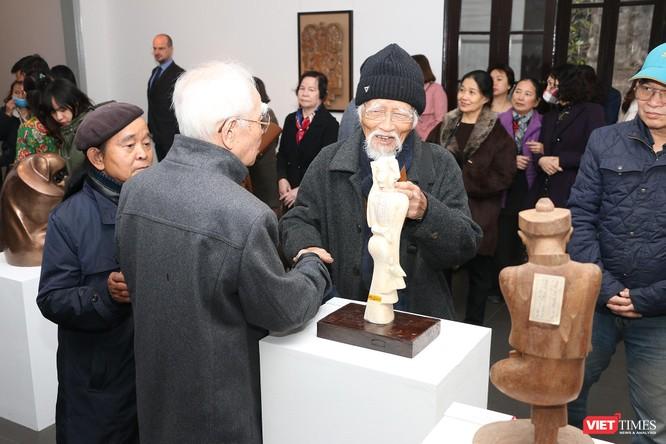 Bảo tàng Mỹ thuật Việt Nam khai mạc triển lãm Mùa xuân Đất nước, trưng bày tác phẩm từ nhiều thế hệ ảnh 4