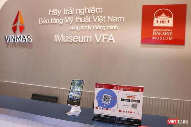 Bảo tàng Mỹ thuật Việt Nam khai mạc triển lãm Mùa xuân Đất nước, trưng bày tác phẩm từ nhiều thế hệ ảnh 7