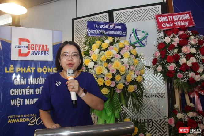 Phát động Giải thưởng Chuyển đổi số Việt Nam 2021 tại TP.HCM ảnh 2