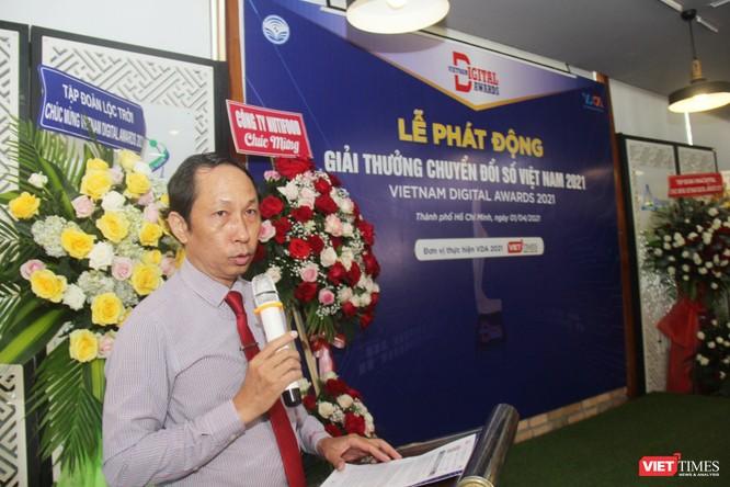 Phát động Giải thưởng Chuyển đổi số Việt Nam 2021 tại TP.HCM ảnh 4