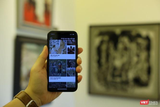 3 giá trị cốt lõi của App iMuseum giúp khám phá hàng trăm tác phẩm quý ảnh 2
