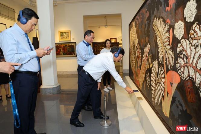 ĐSQ Tây Ban Nha: iMuseum VFA tạo cơ hội cho du khách Tây Ban Nha tiếp cận văn hóa Việt Nam ảnh 1