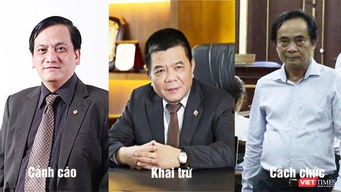 Trần Bắc Hà – Trần Lục Lang - Đoàn Ánh Sáng: Những người Bình Định ở BIDV...