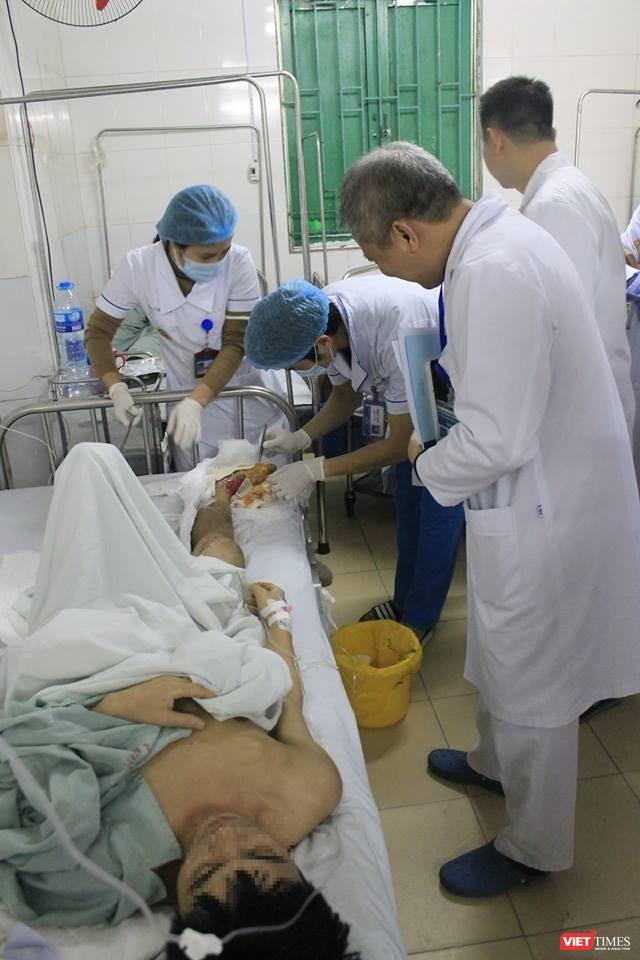 8 ngày Tết: 45.622 người nhập viện vì tai nạn giao thông, 5.303 ca cấp cứu do đánh nhau ảnh 2