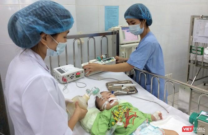 Nguy cơ bùng phát dịch sởi ở Hà Nội, TPHCM và nhiều tỉnh thành ảnh 1