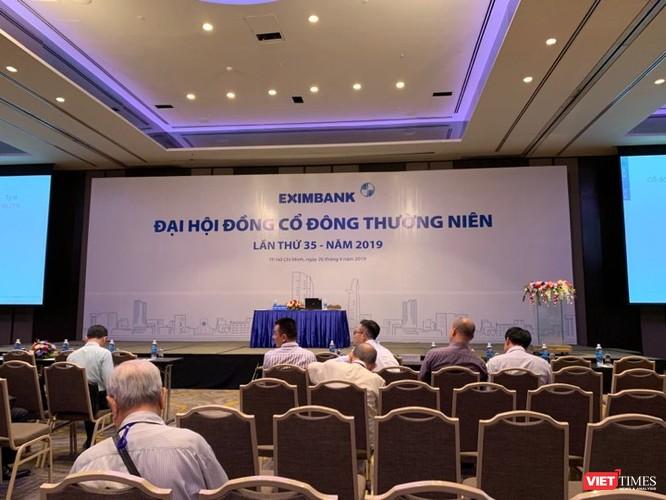 Không đủ túc số, ĐHĐCĐ Eximbank không thể tiến hành, hẹn sang tháng tổ chức lại ảnh 7