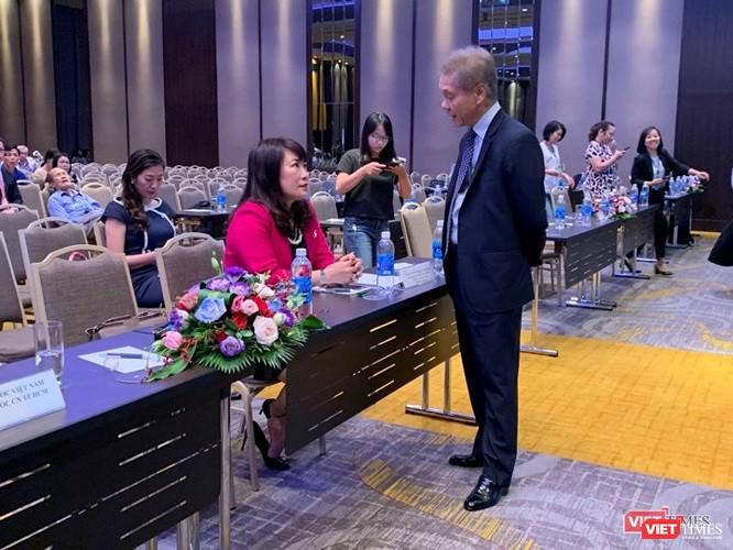 Eximbank: Ông Ngô Thanh Tùng thay ông Lê Minh Quốc thực hiện quyền của Chủ tịch HĐQT từ 8/5 ảnh 2