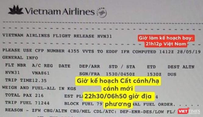 """Một số băn khoăn quanh câu chuyện """"Delay chuyến bay hơn 200 hành khách để… chờ một hành khách"""" ảnh 2"""
