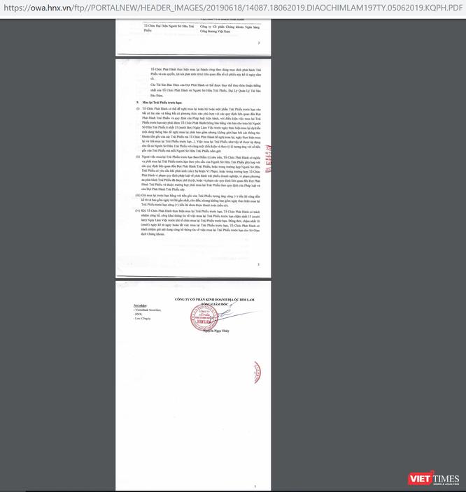 """""""Lách"""" quy định công bố thông tin trong phát hành trái phiếu doanh nghiệp? ảnh 4"""