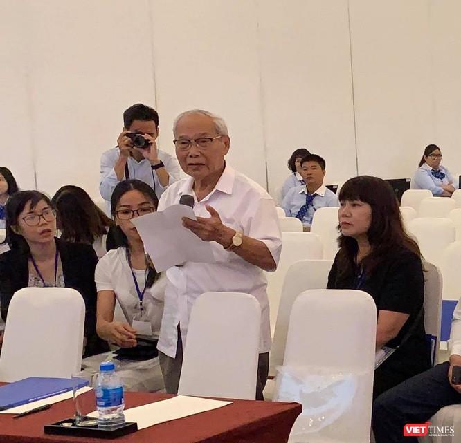 """Chủ tịch Nam A Bank Nguyễn Quốc Toàn """"sẽ từ nhiệm"""" ảnh 2"""