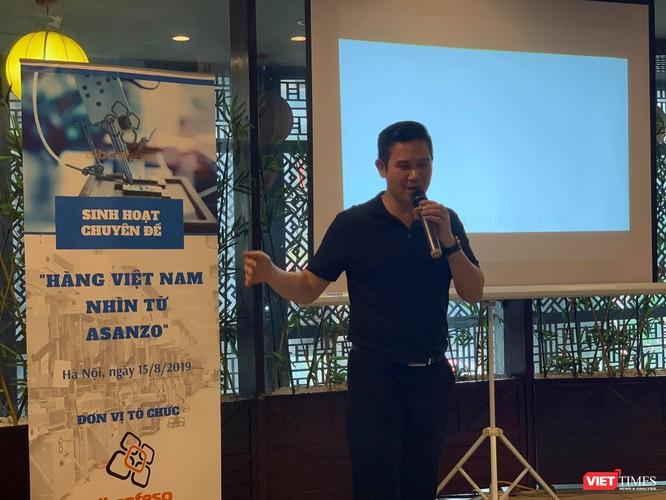 CEO Asanzo: Tôi vẫn quyết tâm làm sản phẩm hoàn toàn Việt Nam! ảnh 1