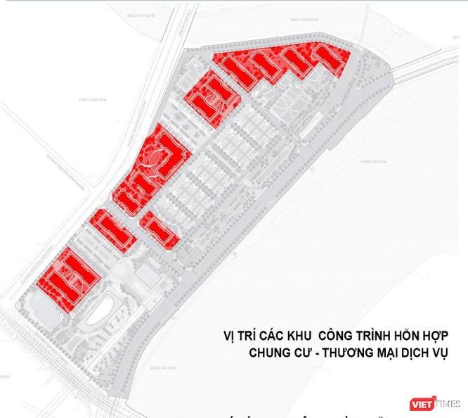 Các khu đất HH trong đại dự án Sài Gòn - Ba Son: Đổi chủ hay chạy vòng? ảnh 4