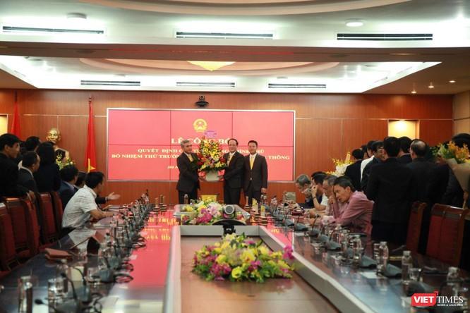 Chủ tịch VNPost Phạm Anh Tuấn làm Thứ trưởng Bộ TT&TT phản ánh xu thế bưu chính phát triển ảnh 2
