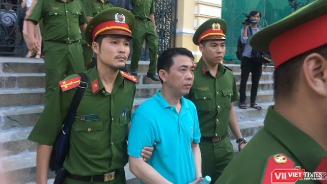 Về sự xuất hiện của doanh nhân Ngô Nhật Phương tại phiên tòa VN Pharma... ảnh 1