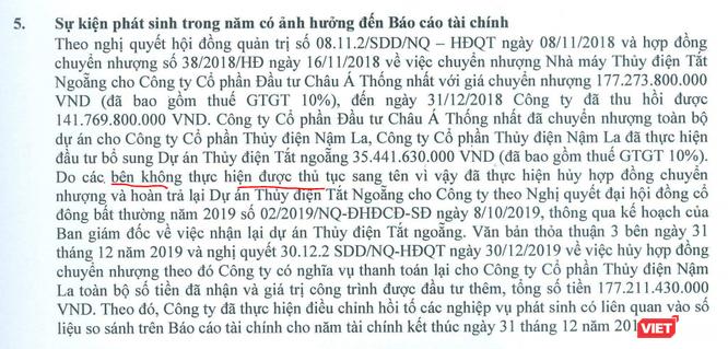"""""""Dấu chân"""" VSD Holdings: Từ DNP tới lô trái phiếu """"lạ"""" của Thủy điện Nậm La ảnh 3"""