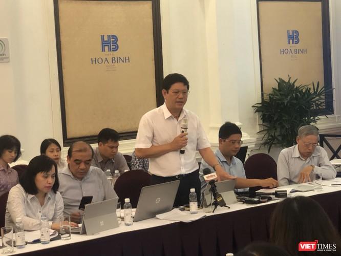 Ông Nguyễn Quốc Dũng - Trưởng Ban Kinh doanh EVN