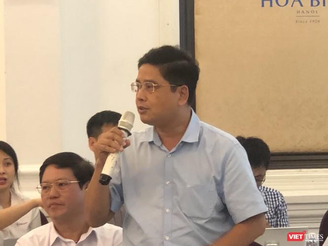 Ông Võ Quang Lâm - Phó Tổng Giám đốc EVN