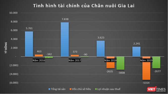 """Chăn nuôi Gia Lai âm vốn 5.300 tỷ đồng: """"Khoảng tối"""" của HAG? ảnh 2"""