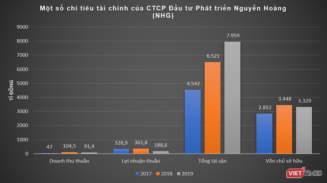 """Phác họa Nguyễn Hoàng Group - """"ông lớn"""" giáo dục Việt Nam ảnh 3"""