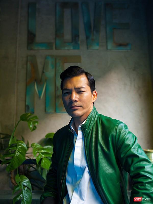 Doanh nhân-nghệ sĩ Trần Bảo Sơn: Thích thử thách, dù mạo hiểm ảnh 2