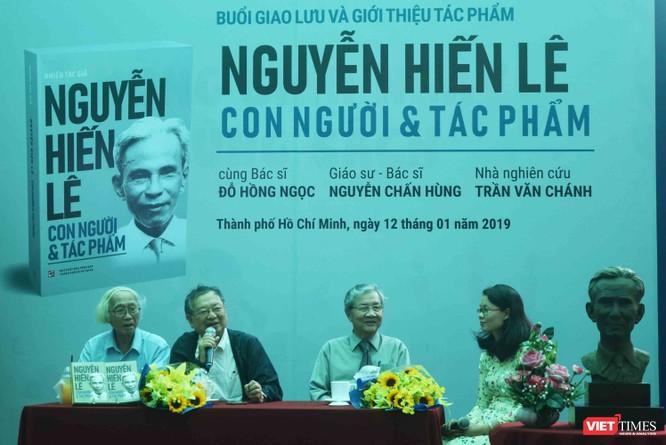 Nhà nghiên cứu 98 tuổi xuất hiện nói về học giả Nguyễn Hiến Lê ảnh 3