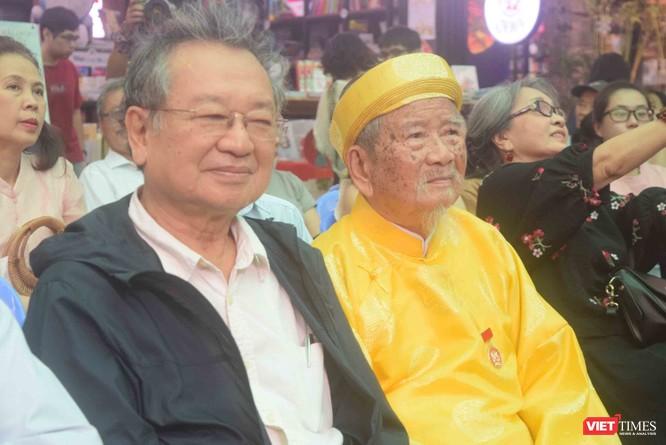 Nhà nghiên cứu 98 tuổi xuất hiện nói về học giả Nguyễn Hiến Lê ảnh 1