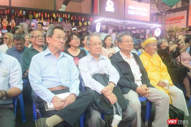 Nhà nghiên cứu 98 tuổi xuất hiện nói về học giả Nguyễn Hiến Lê ảnh 2