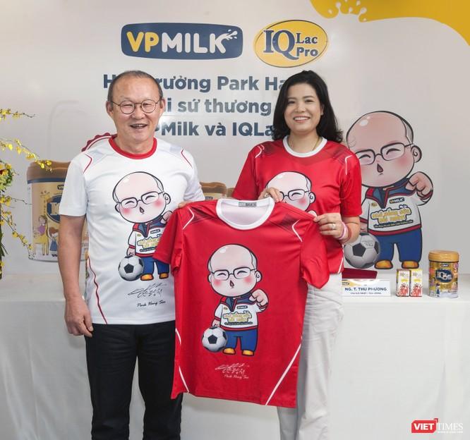Bà chủ VPMilk: Với tôi, tiền không quan trọng bằng sự thừa nhận của xã hội!