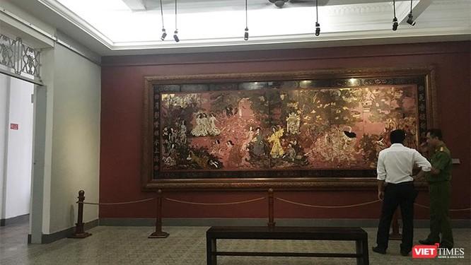 """Bảo vật quốc gia – tranh danh họa Nguyễn Gia Trí """"kêu cứu"""" ảnh 2"""