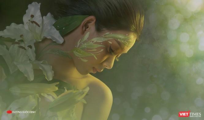 Xuân Văn phô bày vẻ đẹp rực rỡ thanh xuân hút mắt ảnh 1