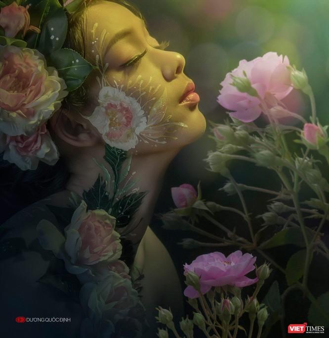 Xuân Văn phô bày vẻ đẹp rực rỡ thanh xuân hút mắt ảnh 3