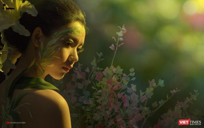 Xuân Văn phô bày vẻ đẹp rực rỡ thanh xuân hút mắt ảnh 7