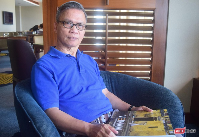 """Tiến sĩ Nguyễn Hữu Liêm – Tự hào là """"Triết gia nhà quê"""" ảnh 1"""
