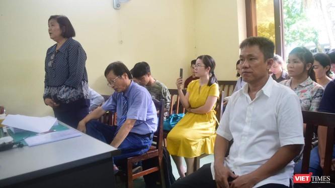 Bà Phan Thị Mỹ Hạnh phát biểu
