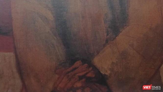 Họa sĩ Nguyễn Thị Hiền lên tiếng vụ giả tranh Nguyễn Sáng bán trên Sotheby's ảnh 2
