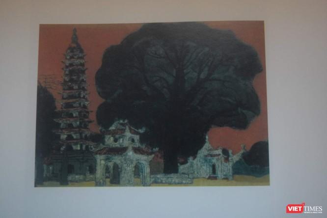 Họa sĩ Nguyễn Thị Hiền lên tiếng vụ giả tranh Nguyễn Sáng bán trên Sotheby's ảnh 8