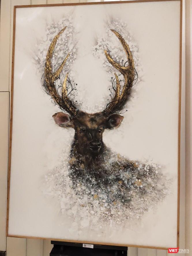 Tác phẩm trong triển lãm