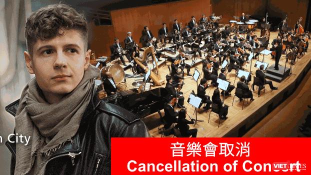 Hòa nhạc tối 15/2 tới của nghệ sĩ dương cầm P.Kolesnikov tại Nhà hát lớn TP.HCM đã bị hủy