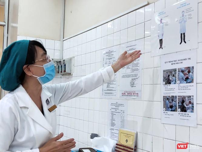PGS.TS.BS Ngô Thị Quỳnh Lan, Trưởng khoa Răng Hàm Mặt - ĐH Y Dược TP.HCM