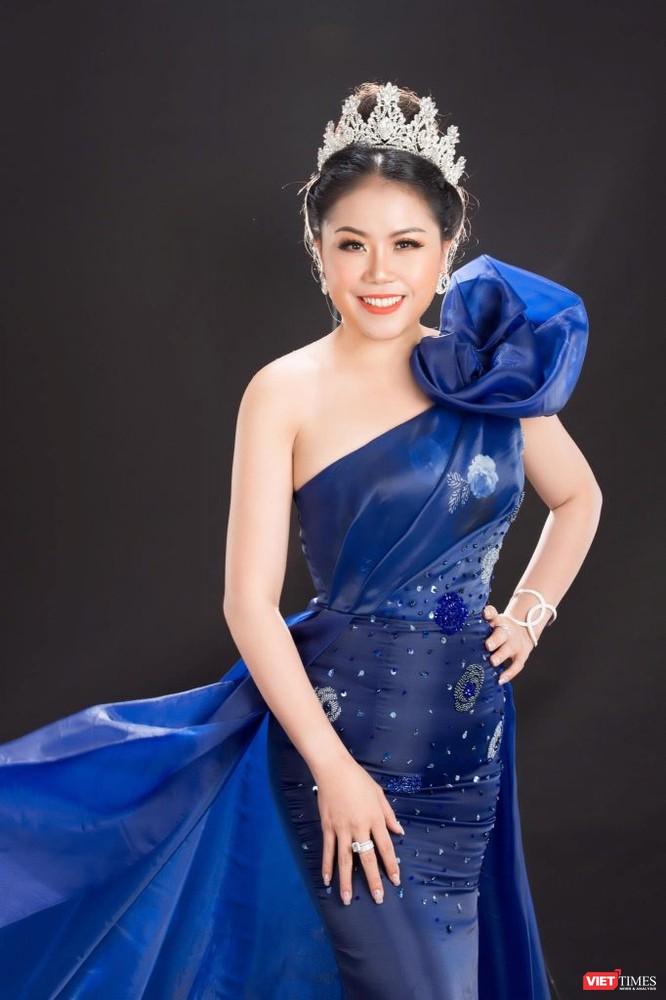 Nguyễn Thị Thu Thảo được biết đến với danh xưng hoa hậu công sở tại Hàn Quốc (Ảnh: Trang cá nhân của hoa hậu)