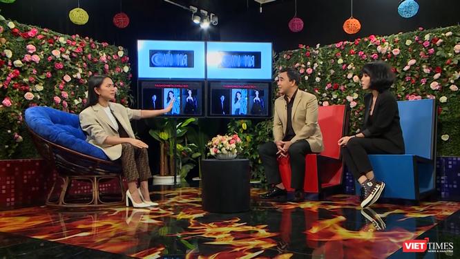 Lần đầu fashionista Châu Bùi chia sẻ về nỗi sợ khi bị đi cách ly (Ảnh: MCV)