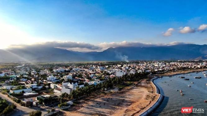 Cơ sở hạ tầng và yếu tố sinh thái cùng tiềm năng phát triển lớn ở Bắc Vân Phong