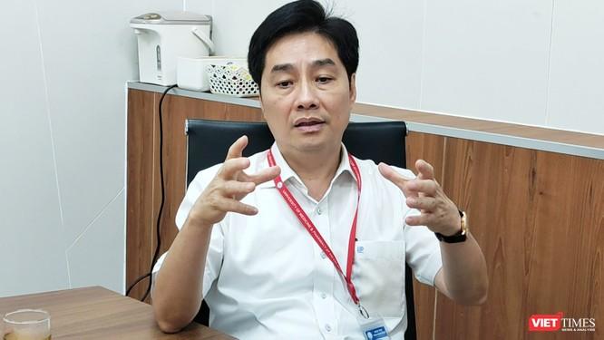 PGS_TS Trần Diệp Tuấn - Hiệu trưởng ĐH Y Dược TP.HCM khẳng định tự chủ không có nghĩa Nhà nước không chi đồng nào