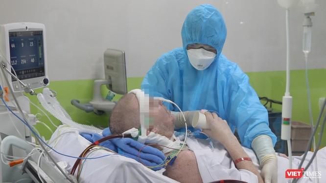 Video vượt qua tử thần, bệnh nhân 91 phi công người Anh đã ngồi dậy ảnh 1