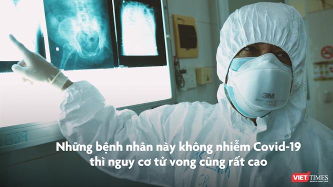 Bệnh nhân đầu tiên của Đà Nẵng - BN416 tổn thương phổi như BN91, tiên lượng nặng ảnh 1