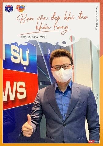 Biên tập viên Hữu Bằng - VTV