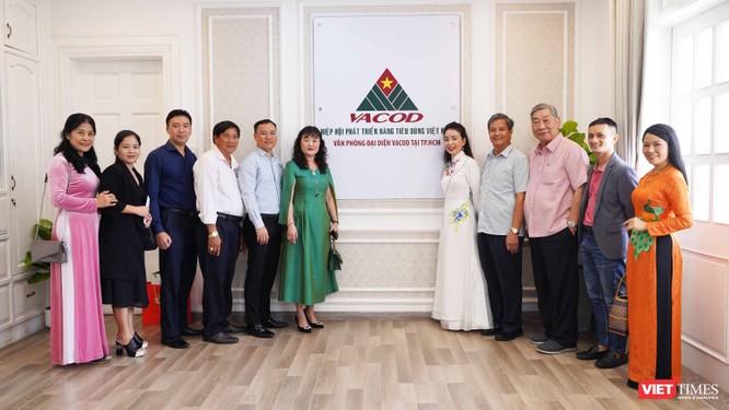 Hiệp hội Phát triển hàng tiêu dùng Việt Nam (VACOD) tại TPHCM công bố Chương trình hành động 2020-2021