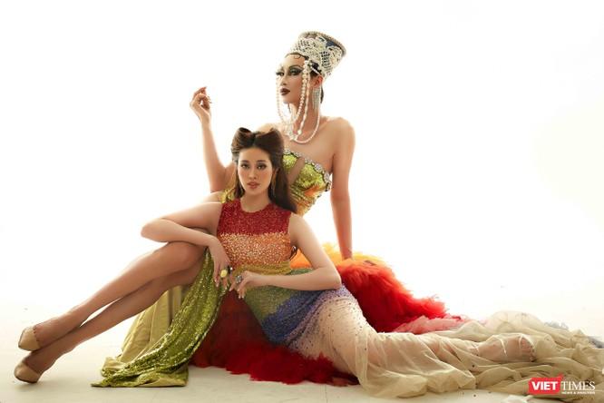 Hoa hậu Khánh Vân và Hải Triều