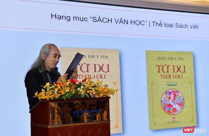 Nhà Văn Phan Nhật Chiêu công bố Hạng mục Văn Học