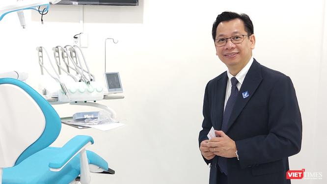 Đại học Y Dược TP.HCM: Khai trương phòng khám chuyên khoa Răng – Hàm – Mặt công nghệ cao ảnh 2